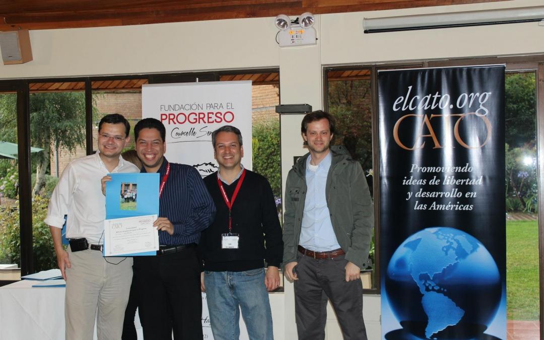 CAPP participa en Universidad El Cato-Fundación para el Progreso
