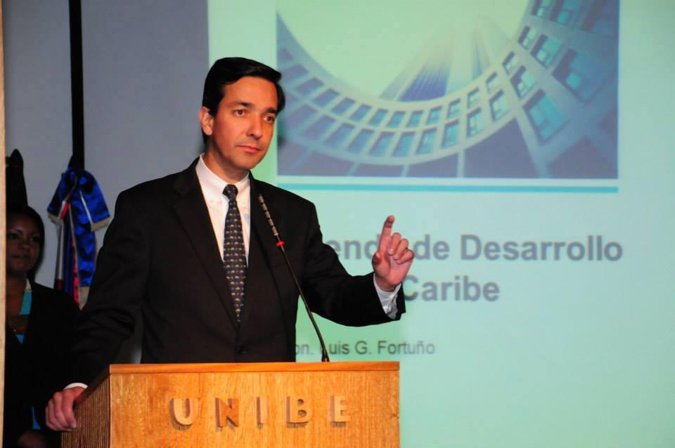 Agenda de Desarrollo para el Caribe con Luis Fortuño