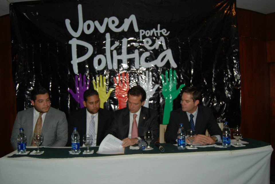 Firma Acuerdo CAPP-Ponte en Política y Conferencia Hirschfeld