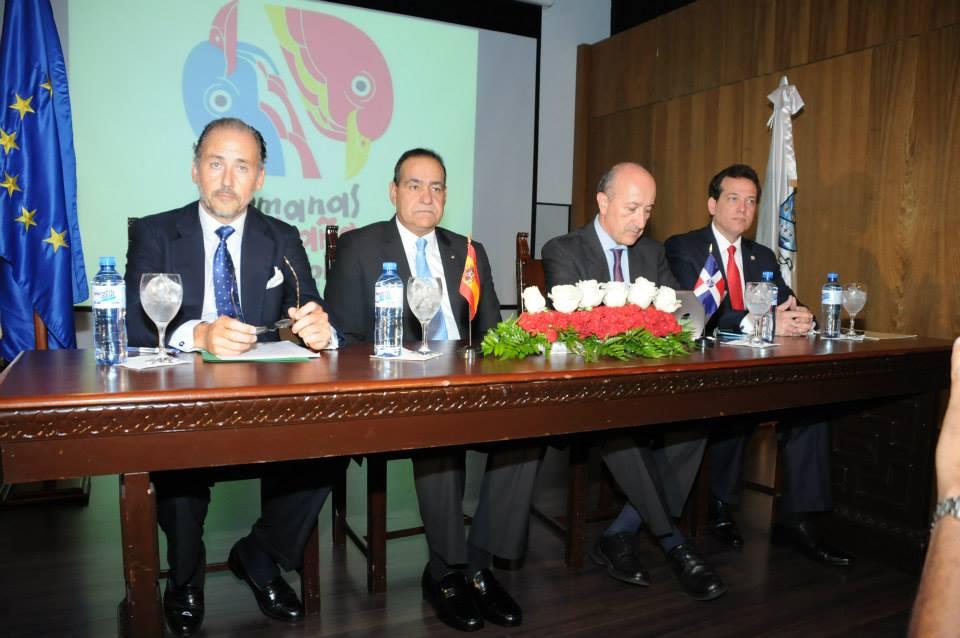 Conferencia «Participacion y Democracia en Iberoamerica»