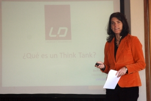 Presentación Bettina Horst