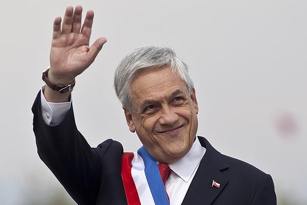 Expresidente de Chile Sebastián Piñera dictará conferencia en RD