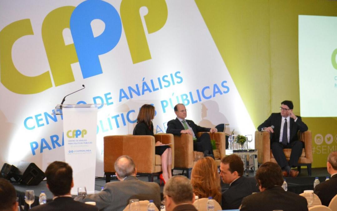 Los mejores momentos del #SeminarioCAPP2017 en fotos