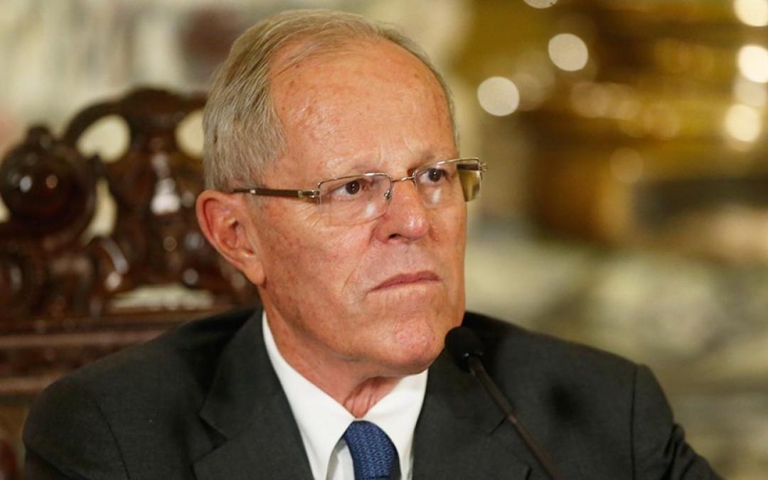 Crisis política y vacancia Presidencial en Perú