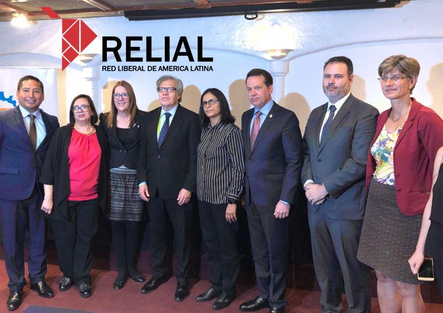 Presidente del CAPP participó en entrega de reconocimiento «Alas De Libertad» a Almagro