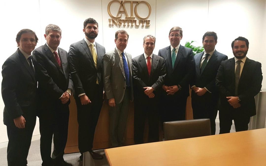 Democracia y transparencia agenda principal del Presidente del CAPP en Washington